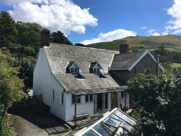 4 Bedrooms House for sale in Old Post Office, Priest Weston, Montgomery, Shropshire