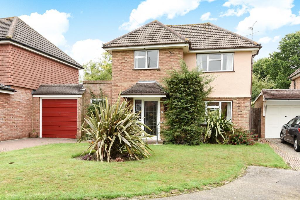3 Bedrooms Detached House for sale in Coolhurst Lane, Horsham, RH13