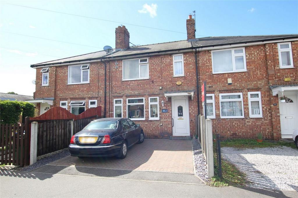 3 Bedrooms Terraced House for sale in Kings Square, Beverley, East Riding of Yorkshire