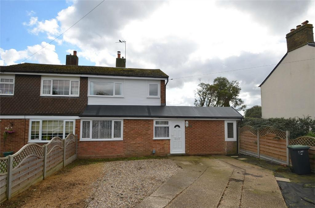 4 Bedrooms Semi Detached House for sale in Hitchin Lane, CLIFTON, Bedfordshire