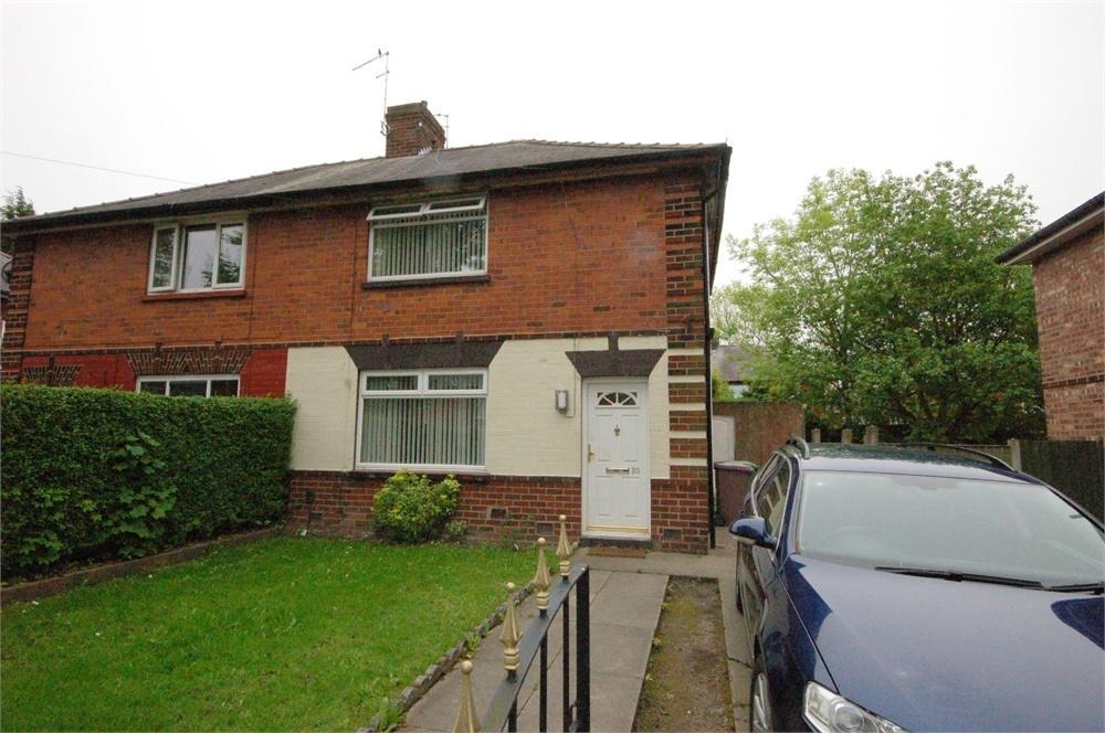 3 Bedrooms Semi Detached House for sale in Dearnley Avenue, Blackbrook, St Helens, Merseyside
