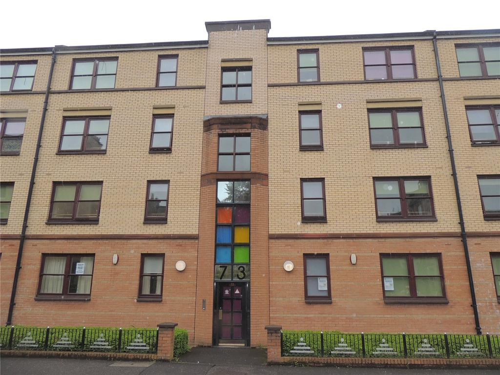 2 Bedrooms Flat for rent in Otago Street, Dowanhill, Glasgow, G12