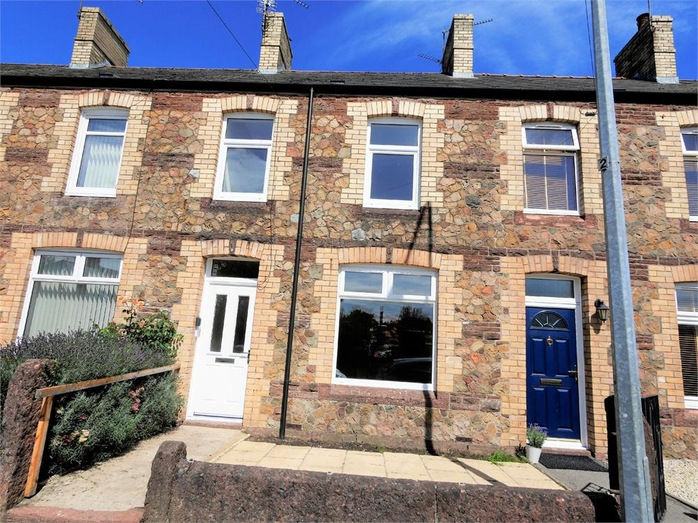 2 Bedrooms Terraced House for sale in Gabalfa Road, Cardiff