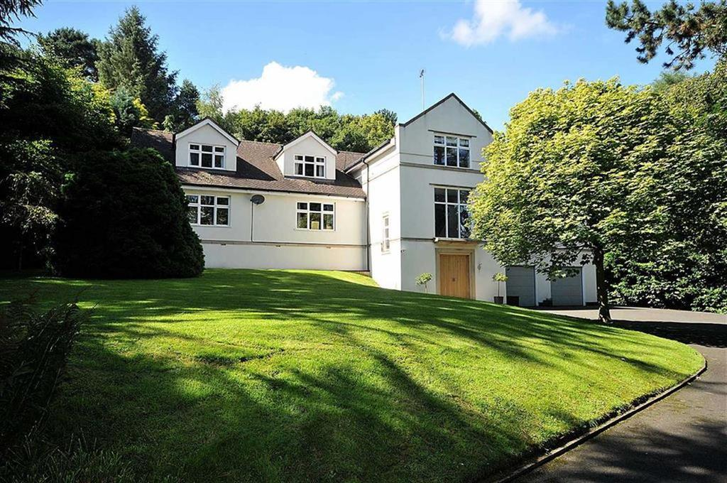5 Bedrooms Detached House for sale in Macclesfield Road, Prestbury