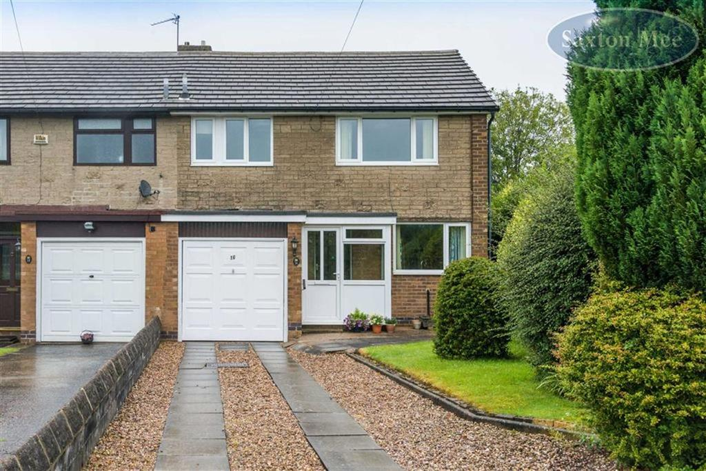 3 Bedrooms Semi Detached House for sale in Worcester Close, Lodge Moor, Sheffield, S10