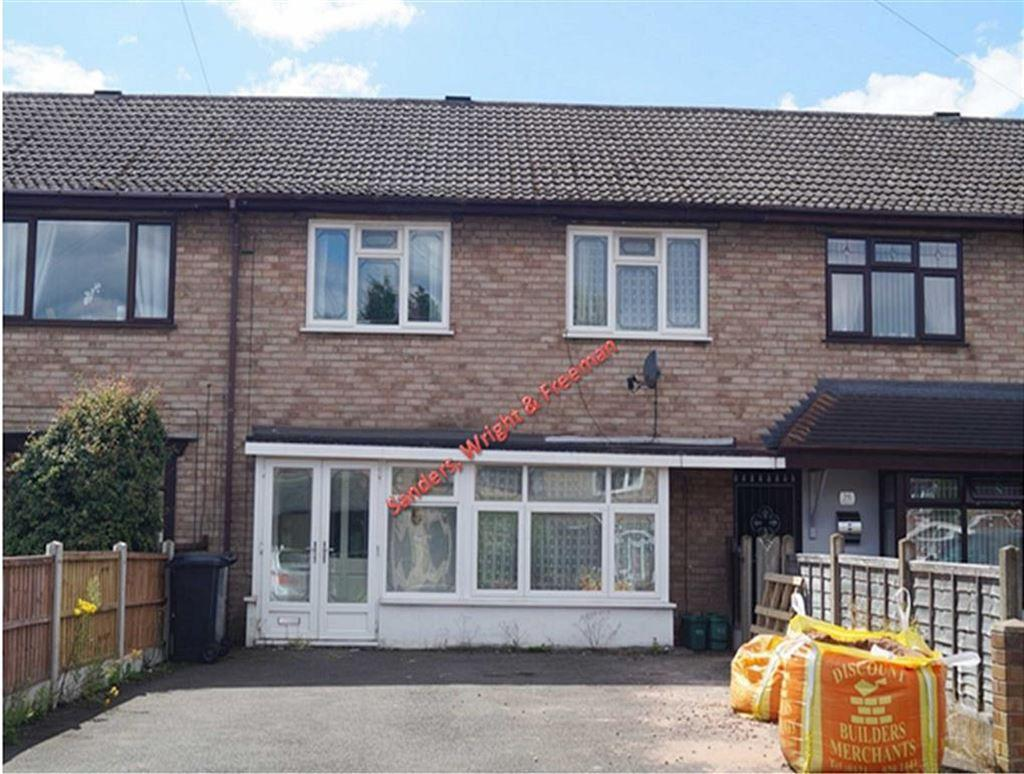3 Bedrooms Terraced House for sale in Meldon Drive, Bilston, Wolverhampton