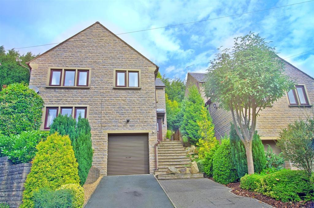 4 Bedrooms Detached House for sale in Bankfield Grange, Greetland