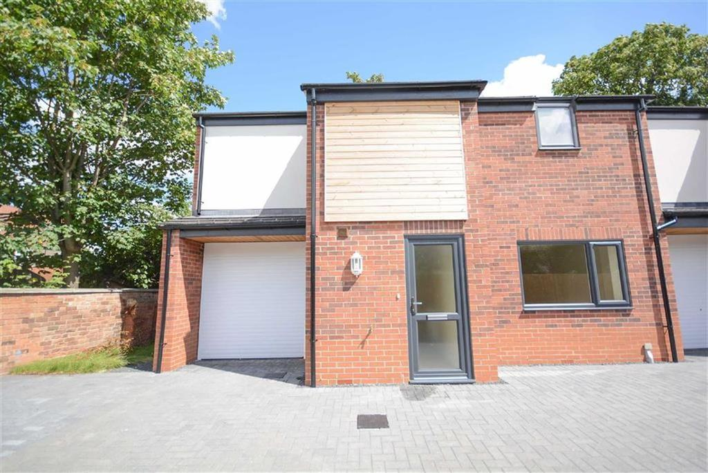 2 Bedrooms Semi Detached House for sale in West Avenue, West Bridgford