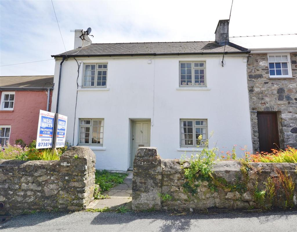 2 Bedrooms Apartment Flat for sale in Goat Street, St. Davids