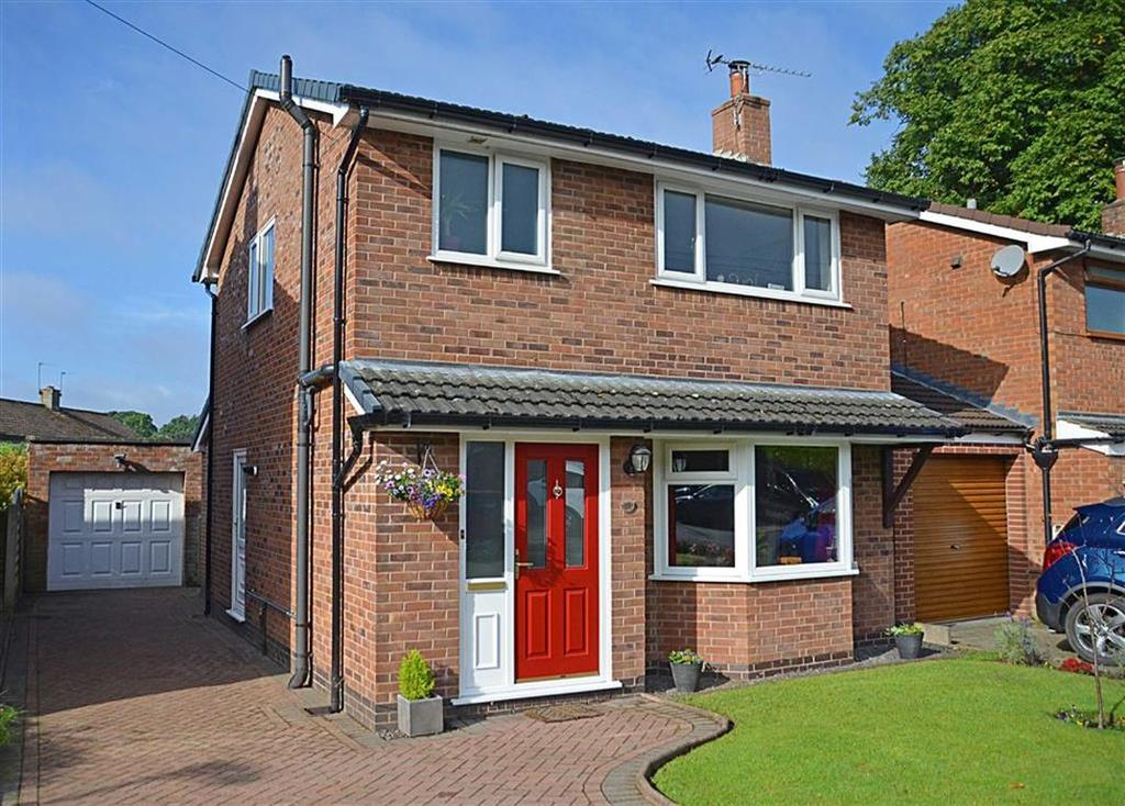 3 Bedrooms Detached House for sale in Charter Road, Bollington, Macclesfield