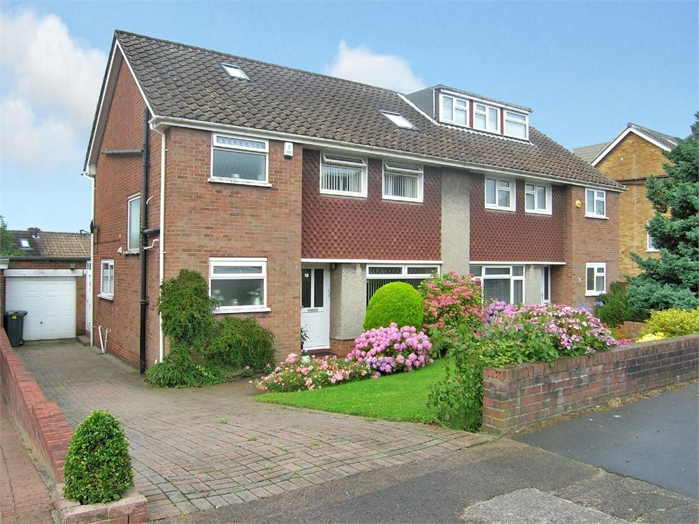 4 Bedrooms Semi Detached House for sale in Egremont Road, Penylan, Cardiff