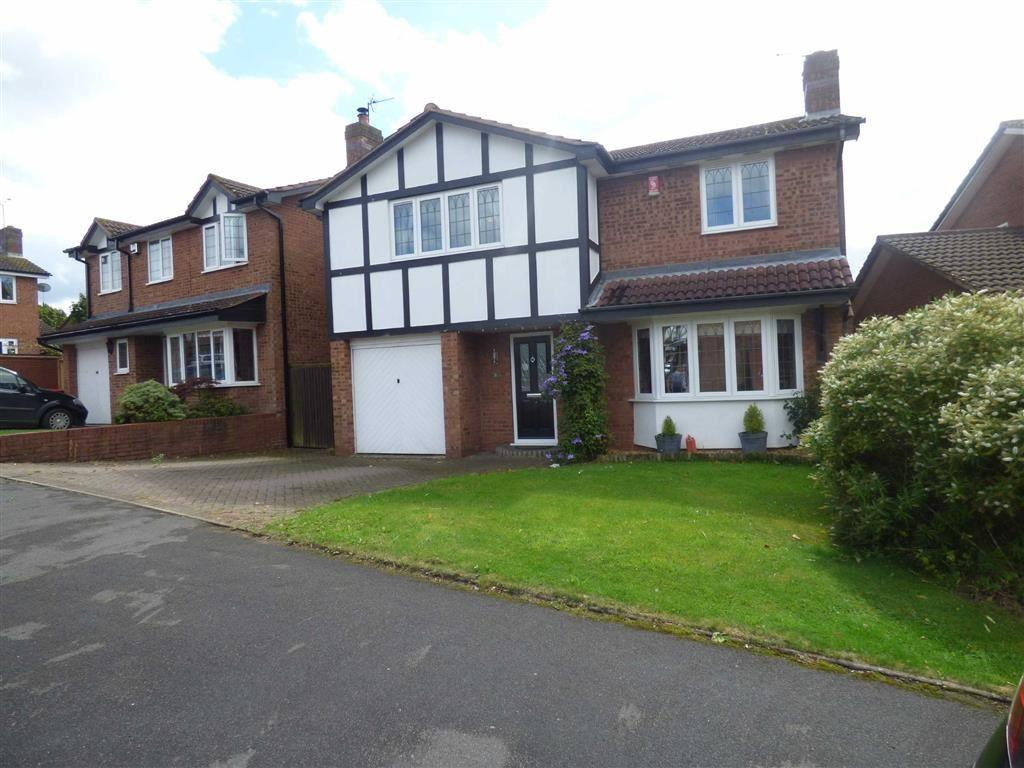 5 Bedrooms Detached House for sale in Morgan Close, Arley