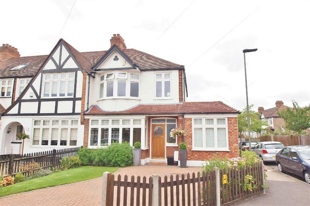 4 Bedrooms End Of Terrace House for sale in Broomfield Road, Beckenham, Kent