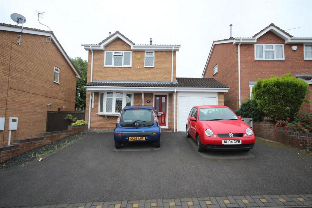 3 Bedrooms Detached House for sale in Cambridge Drive, Stockingford, Nuneaton, Warwickshire