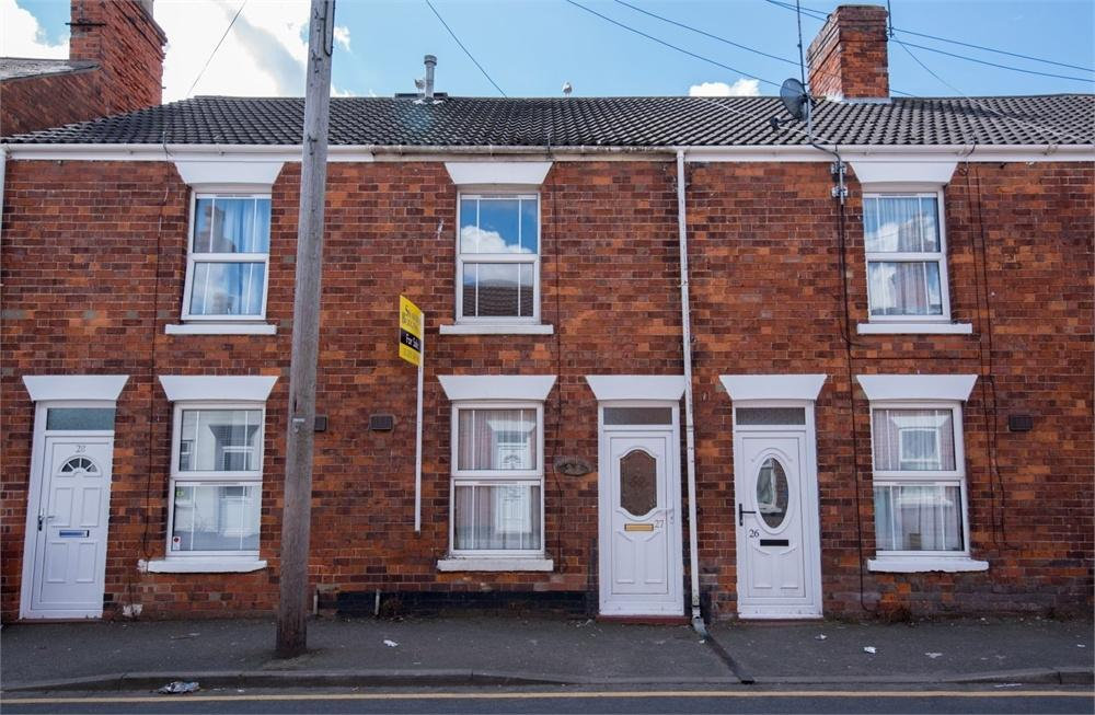 2 Bedrooms Terraced House for sale in Station Street, Boston, Lincolnshire