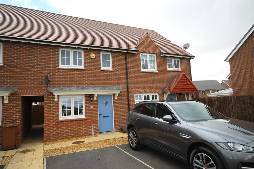 3 Bedrooms Terraced House for sale in Brookhill Close, Buckley, Flintshire