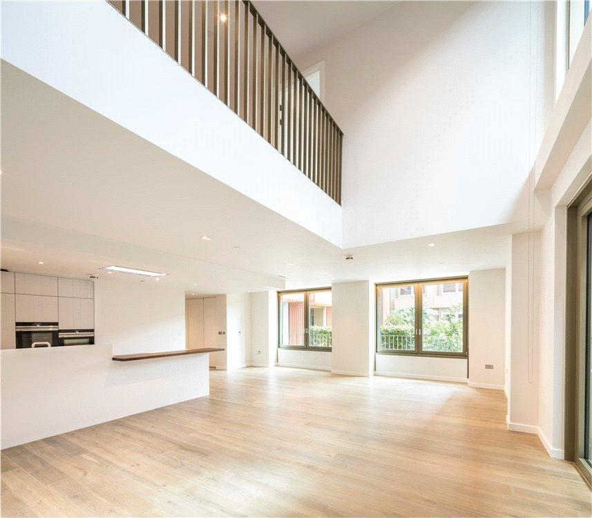 3 Bedrooms Flat for sale in Tapestry, 1 Canal Reach, London, N1C