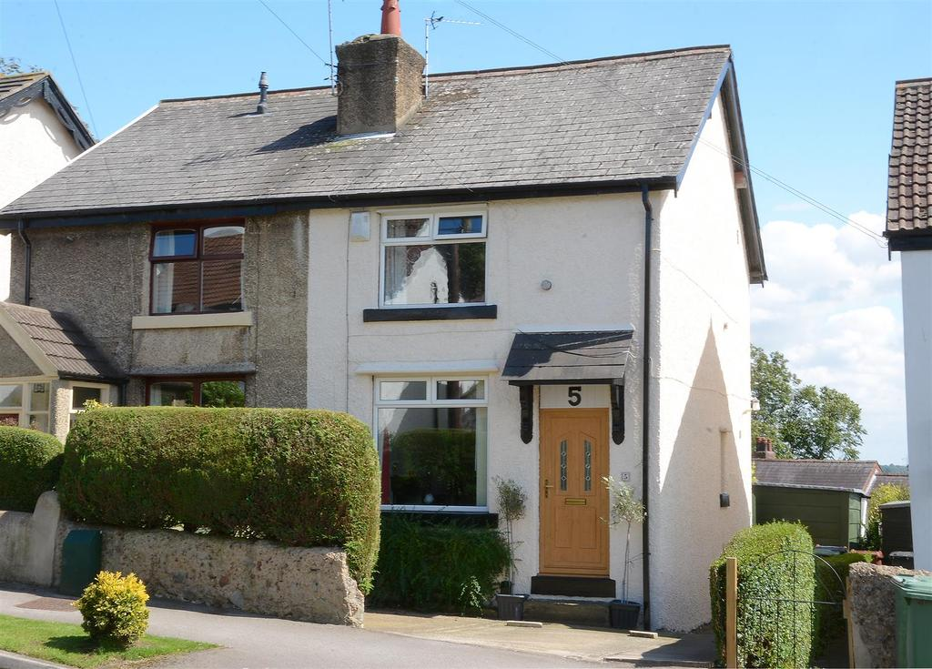 2 Bedrooms Semi Detached House for sale in Newlaithes Gardens, Horsforth