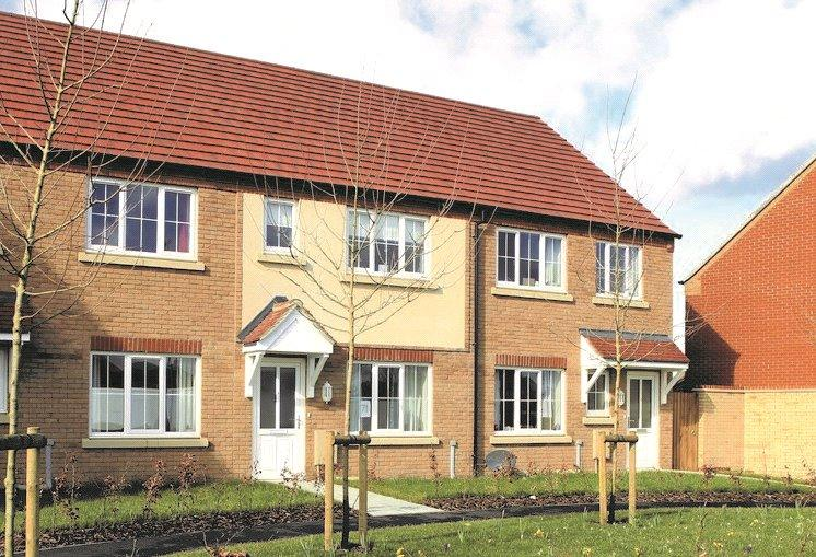 2 Bedrooms Terraced House for sale in Romans Walk, Caistor, LN7