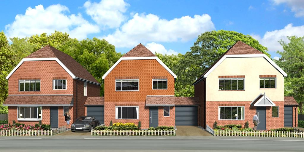 4 Bedrooms Link Detached House for sale in Tower Close Orpington BR6