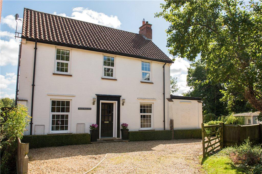 4 Bedrooms Detached House for sale in Water Stratford Road, Tingewick, Buckinghamshire