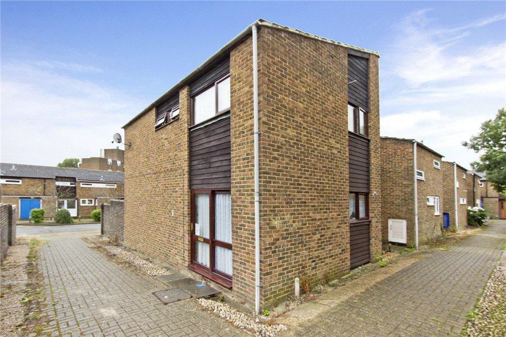 3 Bedrooms End Of Terrace House for sale in Sorrell Close, Edenbridge, Kent