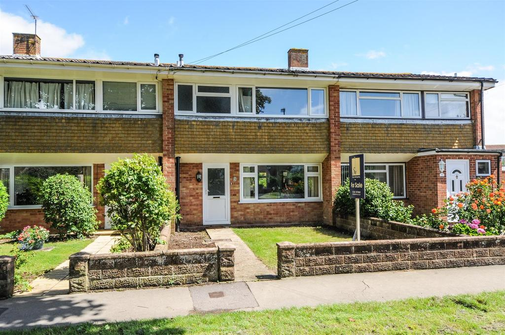 3 Bedrooms Terraced House for sale in St. Georges Drive, Donnington