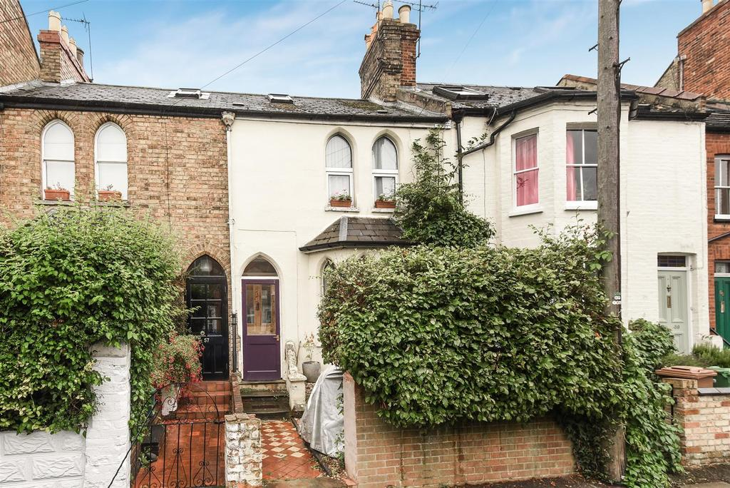 2 Bedrooms Terraced House for sale in James Street, East Oxford