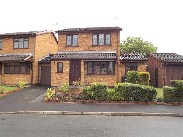 3 Bedrooms Link Detached House for sale in Pugin Gardens,New Oscott,Birmingham