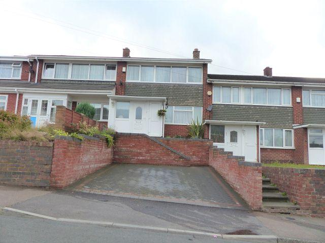 3 Bedrooms Terraced House for sale in Glenville Drive,Erdington,Birmingham