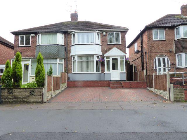 3 Bedrooms Semi Detached House for sale in Brookvale Road,Erdington,Birmingham