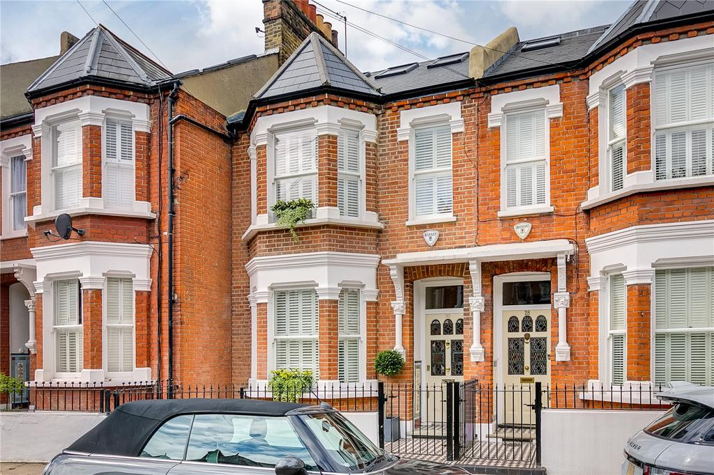 5 Bedrooms Terraced House for sale in Jedburgh Street, Battersea, London