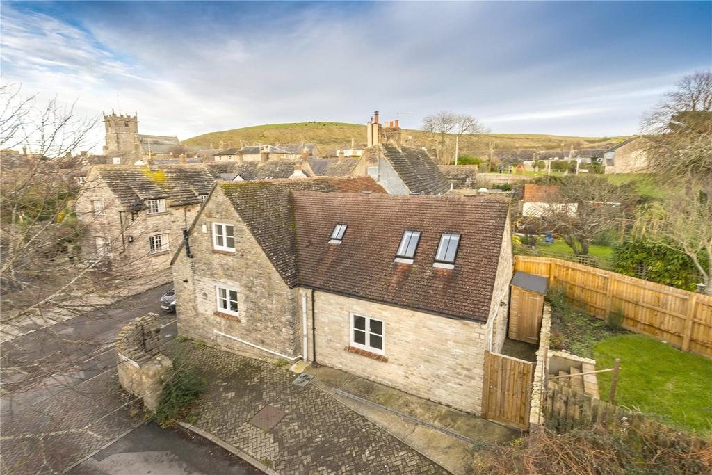 3 Bedrooms End Of Terrace House for sale in Corfe Castle, Dorset