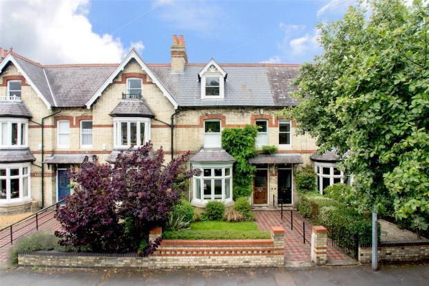 5 Bedrooms Terraced House for sale in De Freville Avenue, Cambridge