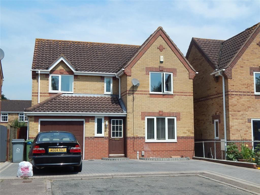 4 Bedrooms Detached House for sale in Montrose Court, Thorpe, Norwich, Norfolk
