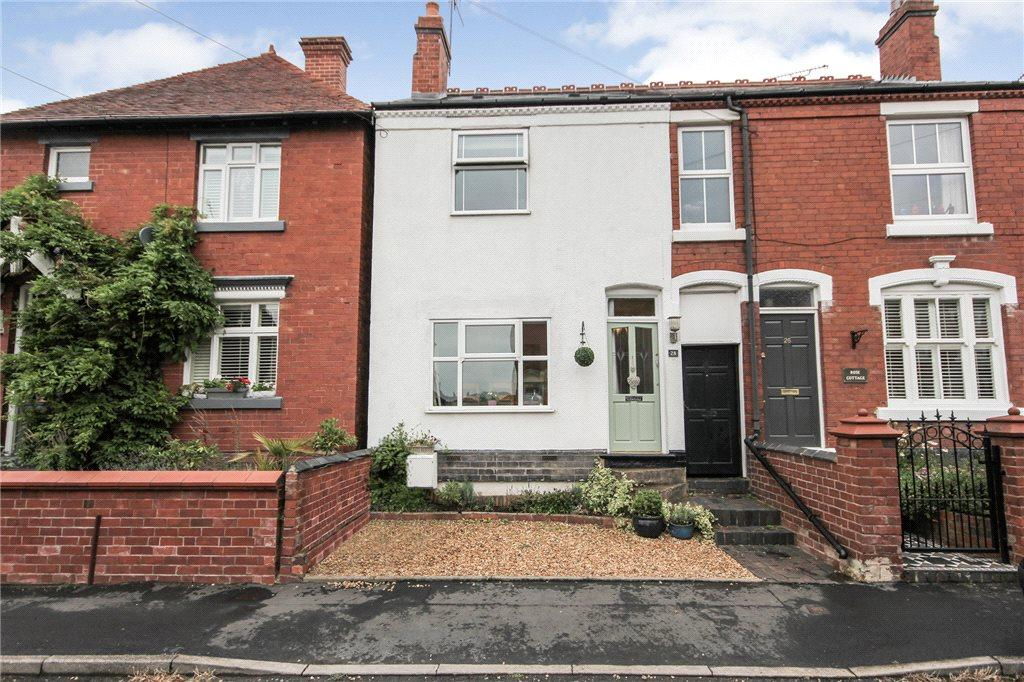 3 Bedrooms Semi Detached House for sale in Witton Street, Norton, Stourbridge, West Midlands, DY8