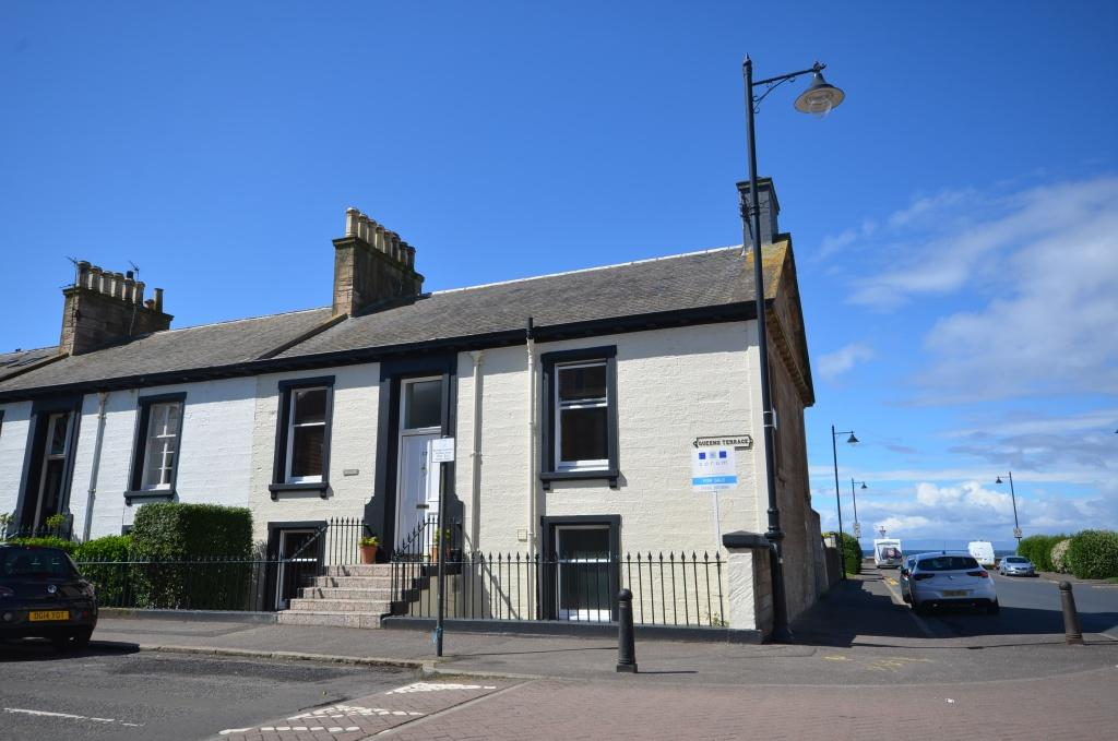4 Bedrooms End Of Terrace House for sale in 17 Queens Terrace, Ayr, KA7 1DU