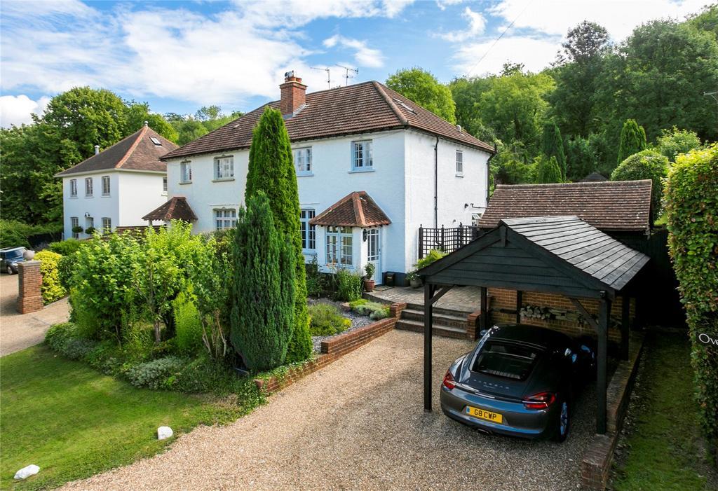 2 Bedrooms Semi Detached House for sale in School Lane, Mickleham, Dorking, Surrey, RH5