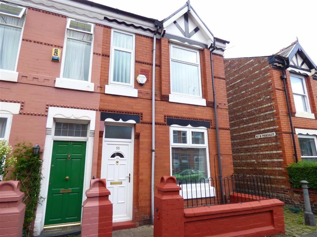 2 Bedrooms Terraced House for sale in Horton Road, Fallowfield, Manchester, M14