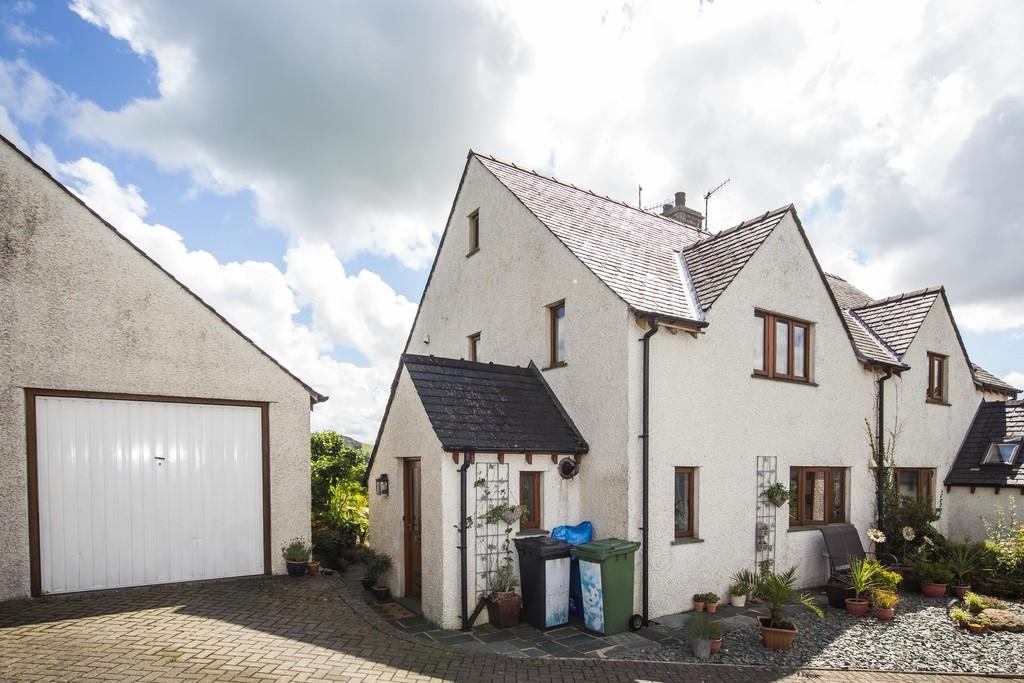 3 Bedrooms Semi Detached House for sale in 5 Stone Lands, Levens, Cumbria. LA8 8QF
