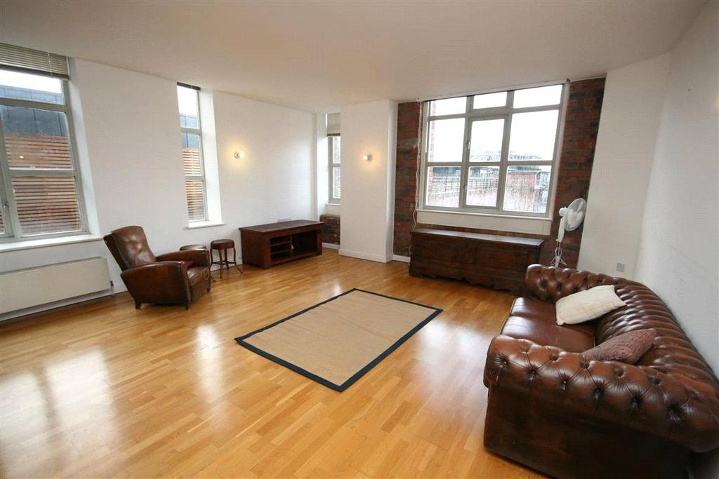 2 Bedrooms Flat for sale in Old Sedgwick Mill, Royal Mills, Cotton Street, Manchester, M4