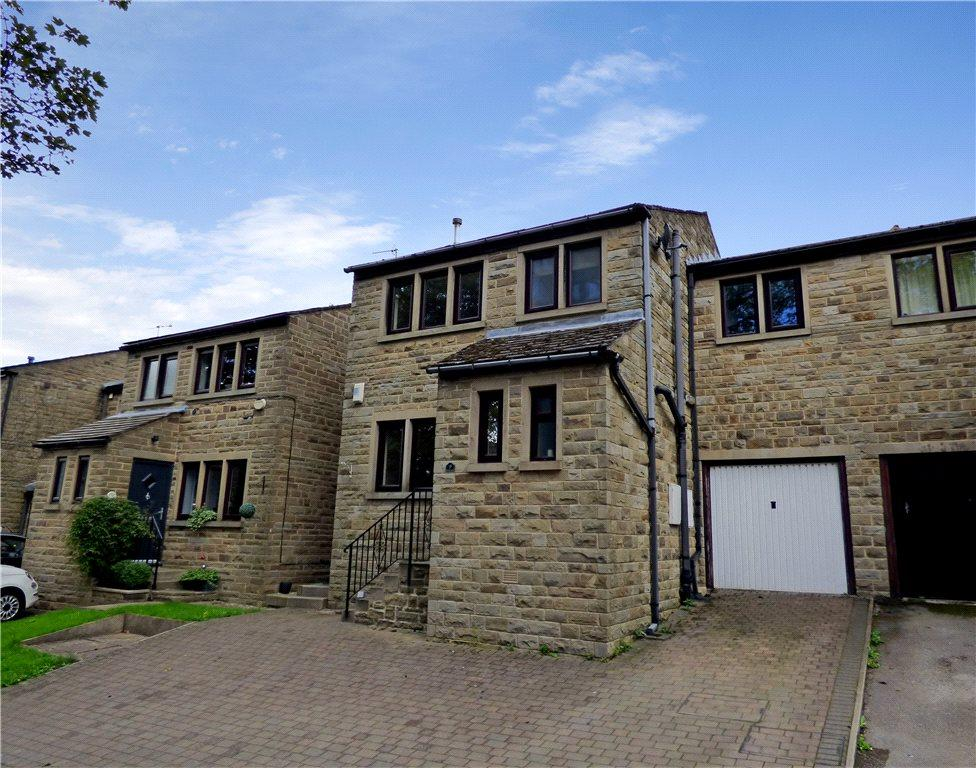 4 Bedrooms Semi Detached House for sale in Laurel Park, Wilsden, Bradford, West Yorkshire