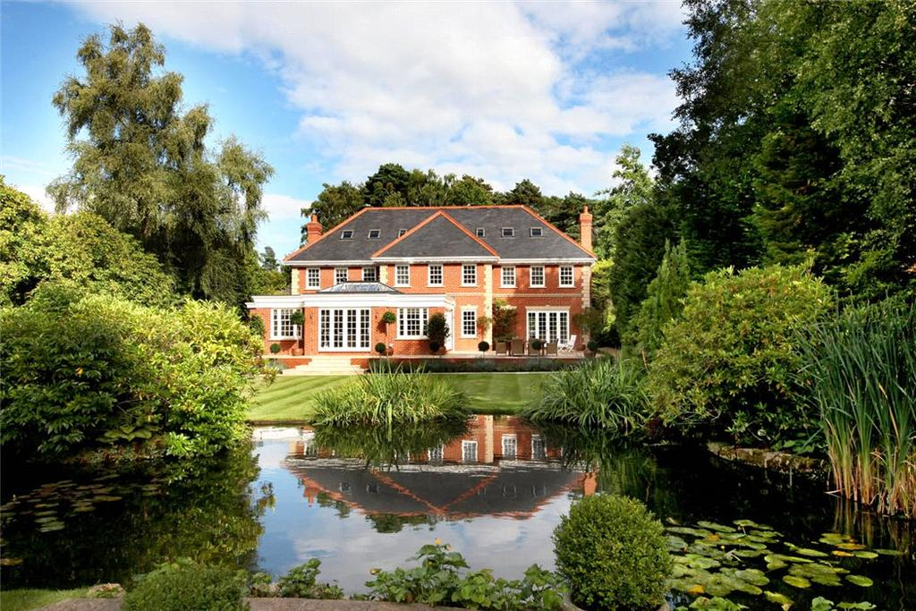 7 Bedrooms Detached House for sale in Coronation Road, South Ascot, Berkshire, SL5