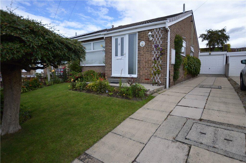 2 Bedrooms Semi Detached Bungalow for sale in Sandgate Drive, Kippax, Leeds