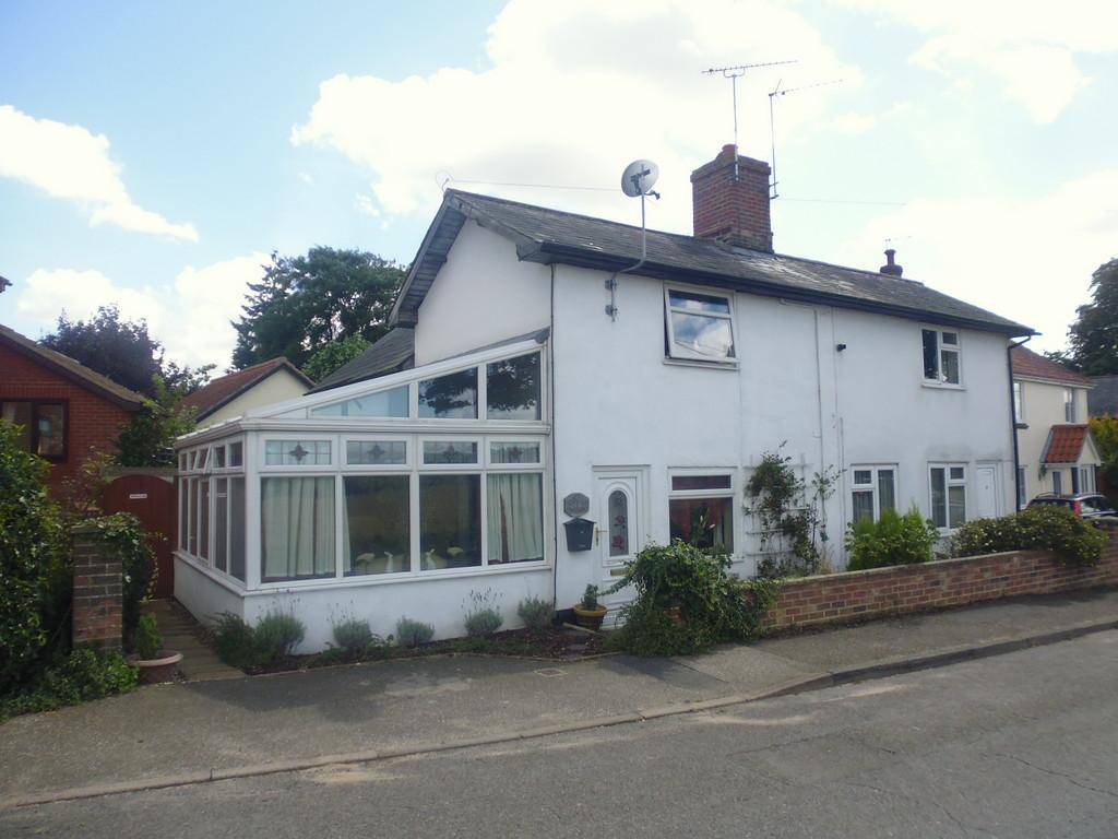 3 Bedrooms Cottage House for sale in The Folly, Haughley