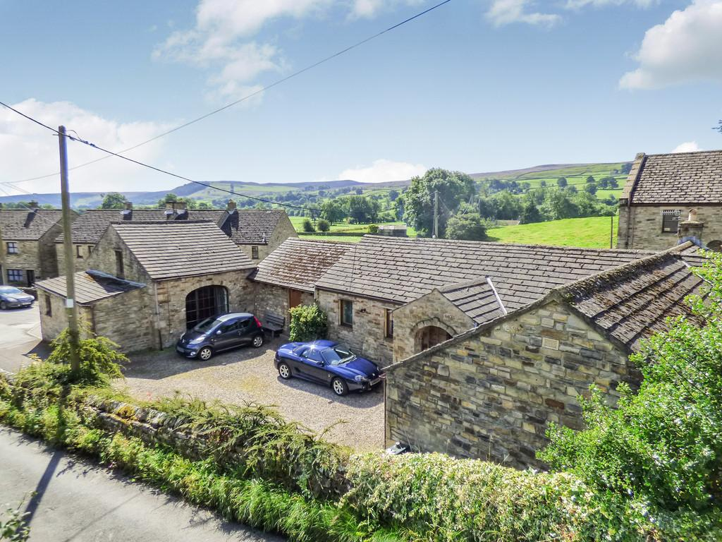 4 Bedrooms Detached House for sale in Chisel Cottage, Back Lane, Reeth, Swaledale