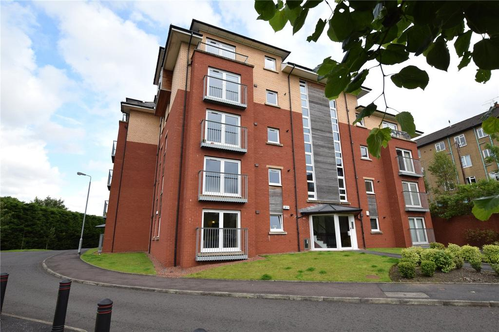 2 Bedrooms Apartment Flat for sale in 0/1, Randolph Gate, Broomhill, Glasgow