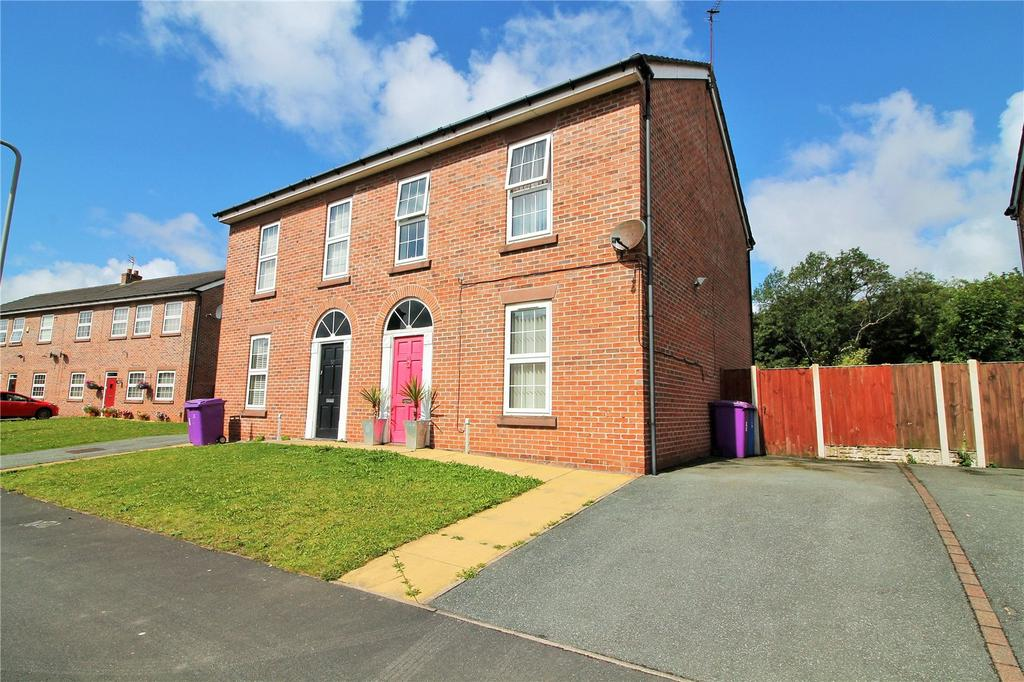 3 Bedrooms Semi Detached House for sale in Clock Tower Drive, Walton, Liverpool, L9