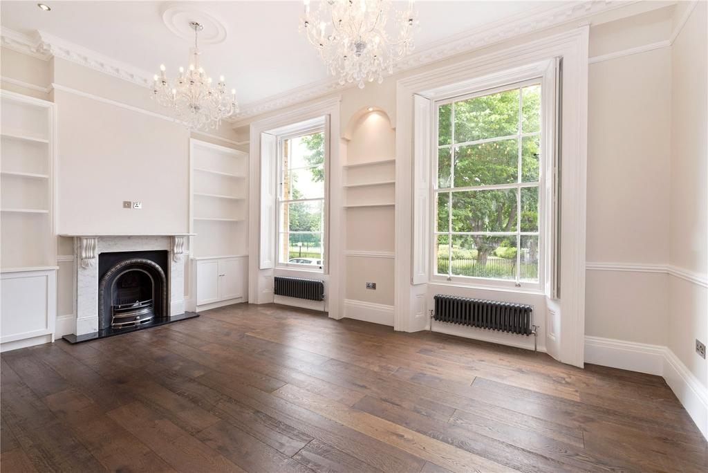 2 Bedrooms Unique Property for sale in George IV Rooms Garden, Regency House, 2 Brunswick Park, Camberwell, SE5