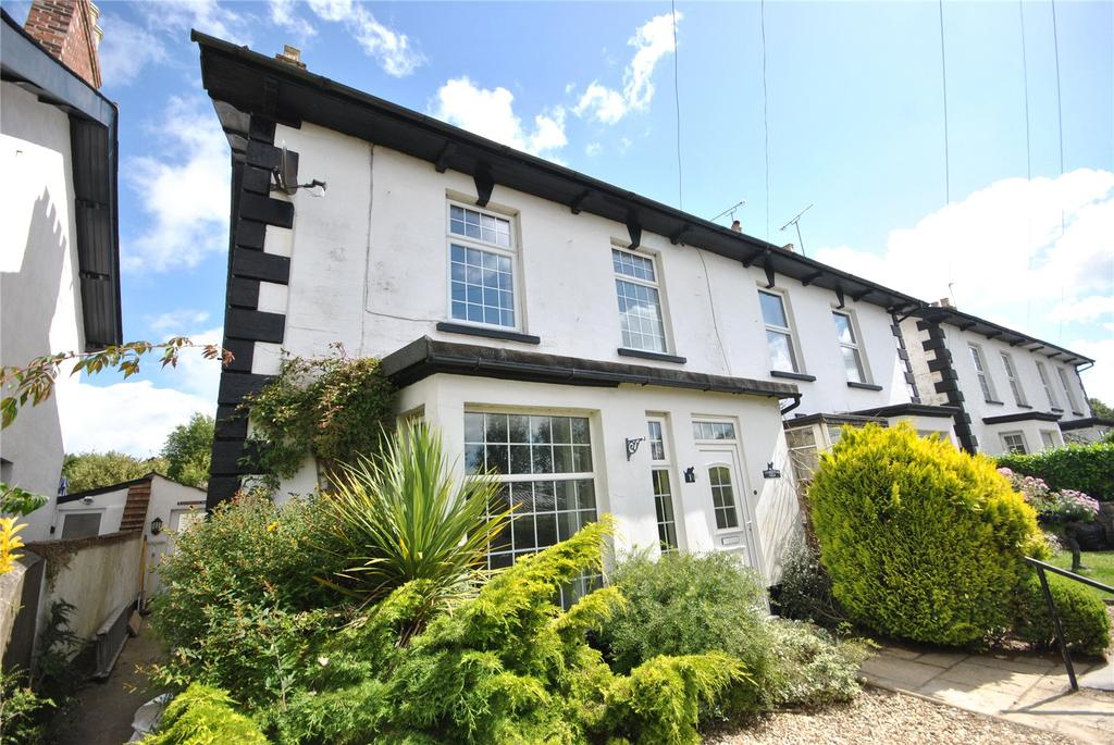 4 Bedrooms House for sale in Livingstone Villas, Crewkerne Road, Chard, Somerset, TA20